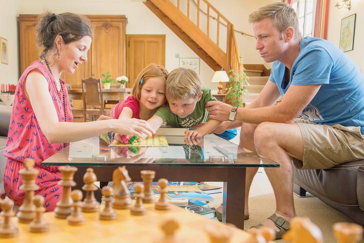 Activités à faire avec son enfant un jour férié