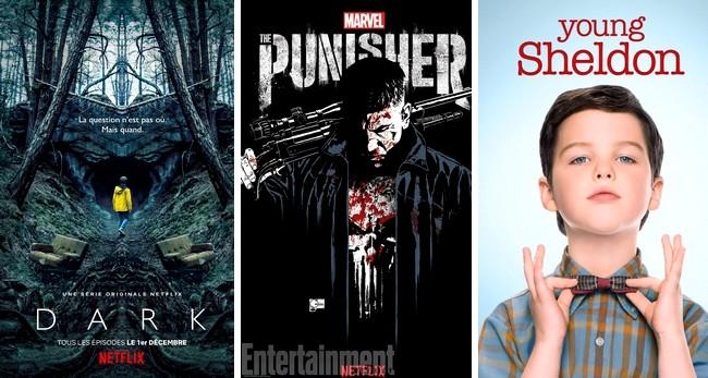 Les meilleures séries sur Netflix