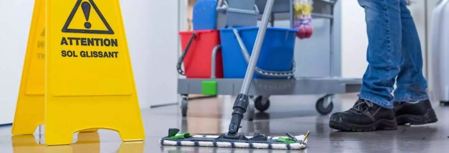 Services de ménage pour les professionnels